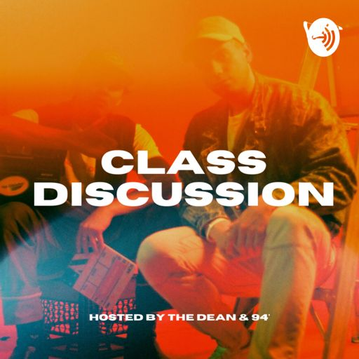 Cover art for podcast No Diploma - Class Discussion