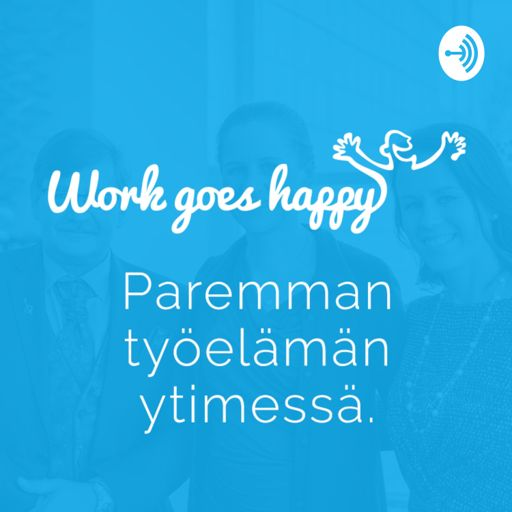 Cover art for podcast Work goes happy