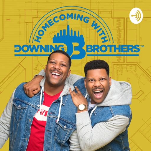 Cover art for podcast Homecoming with The Downing Brothers