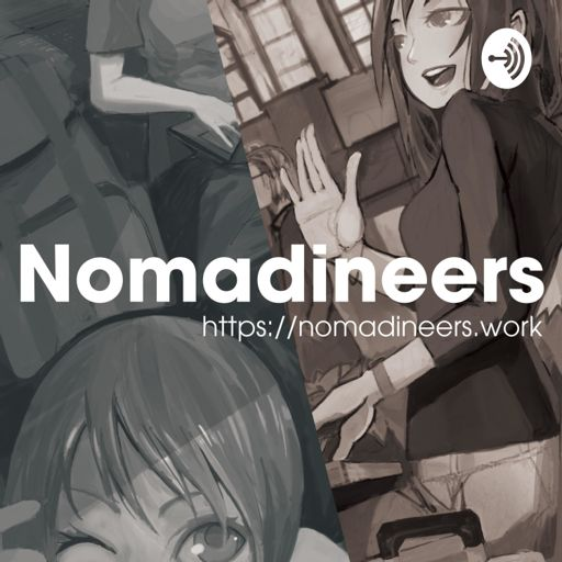 Cover art for podcast Nomadineers
