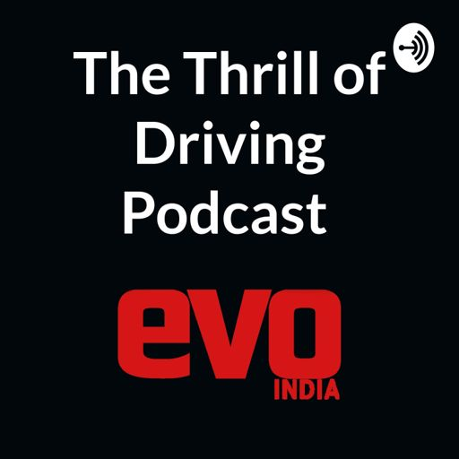 Cover art for podcast The Thrill of Driving Podcast