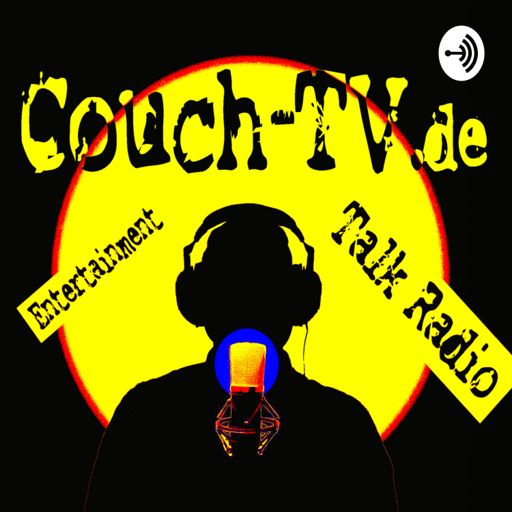 Cover art for podcast couch-tv