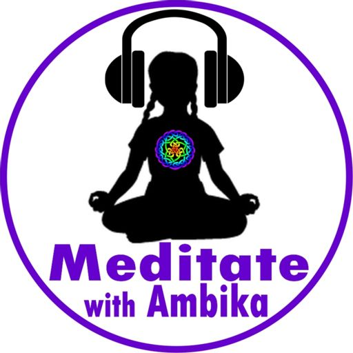 Cover art for podcast Meditate with Ambika