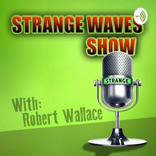 Cover art for podcast Strange Waves