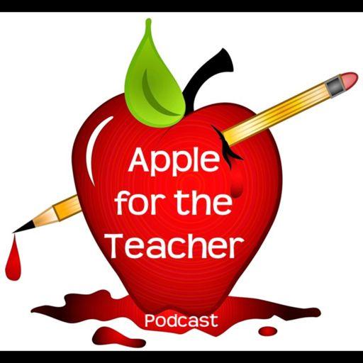 Cover art for podcast Apple for the Teacher