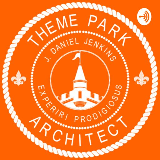 Cover art for podcast The Theme Park Architect Podcast