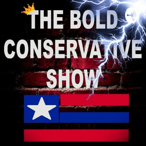 Cover art for podcast The Bold Conservative