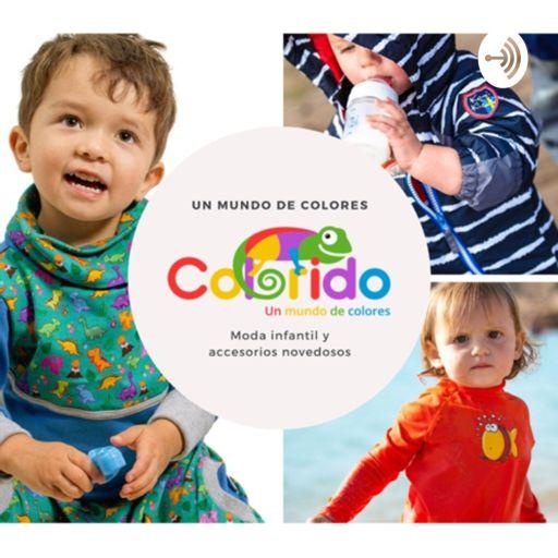 Cover art for podcast Colorido.cl - Un mundo de colores 🌈!