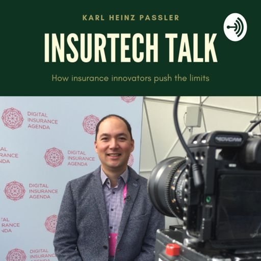 Cover art for podcast InsurTech Talk