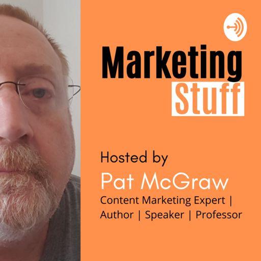 Cover art for podcast Marketing Stuff