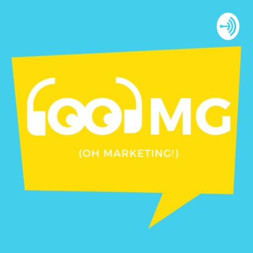 Cover art for podcast OMG 😮 (oh marketing!)
