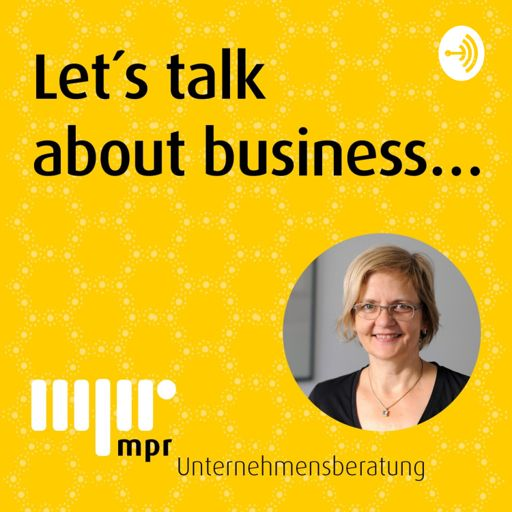 Cover art for podcast LET´S TALK ABOUT BUSINESS