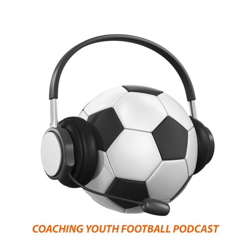 Cover art for podcast Coaching Youth Football
