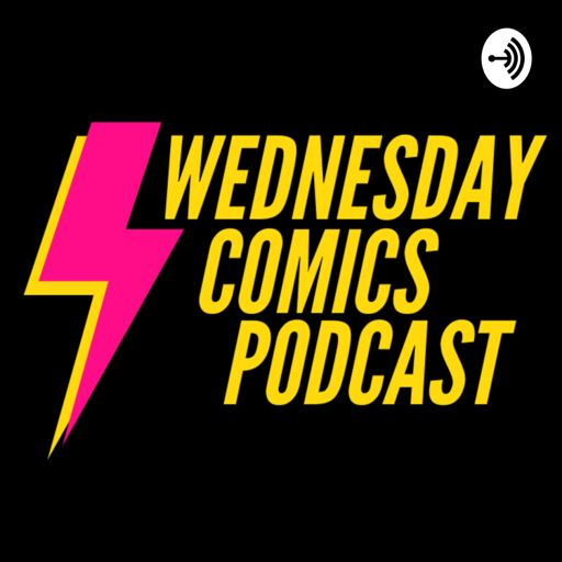 Cover art for podcast Wednesday Comics