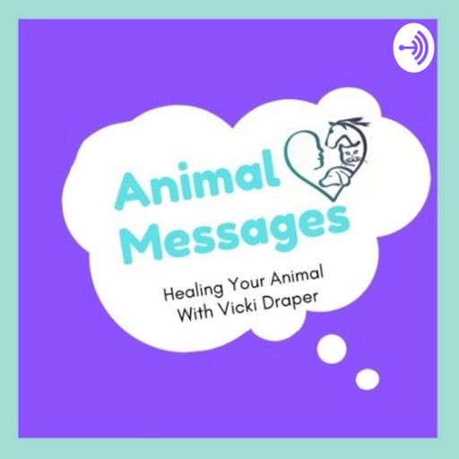 Cover art for podcast Animal Messages