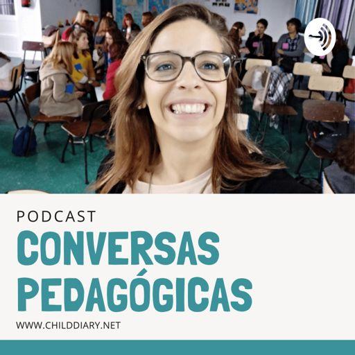 Cover art for podcast Conversas Pedagógicas