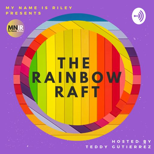 Cover art for podcast The Rainbow Raft