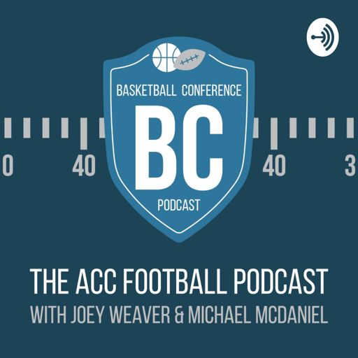 Cover art for podcast Basketball Conference: The ACC Football Podcast