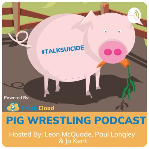 Cover art for podcast Pig Wrestling Podcast - Unleashing Human Potential