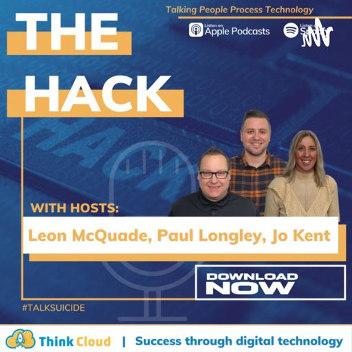 Cover art for podcast The Hack Straight-talk Smart Tech With Leon Paul Jo #Talk-Suicide Formerly The Pig Wrestling Podcast