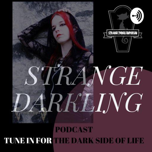 Cover art for podcast Strange Darklings
