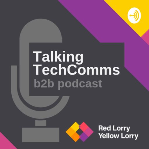 Cover art for podcast Talking TechComms