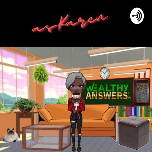 Cover art for podcast asKaren
