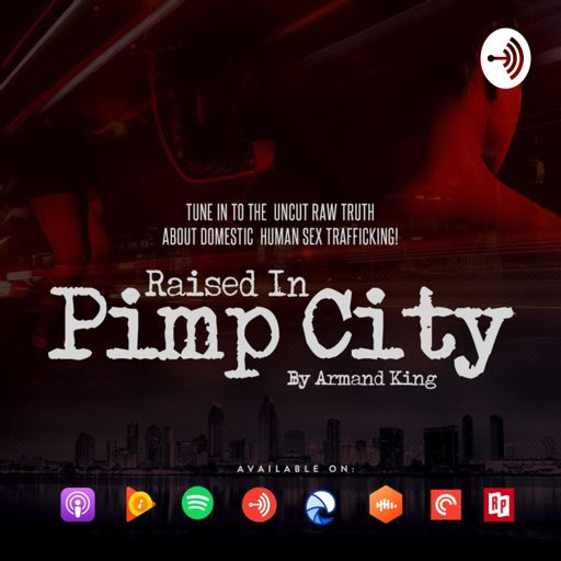 Cover art for podcast Raised in Pimp City