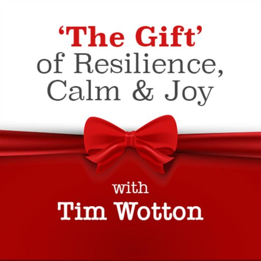 Cover art for podcast 'The Gift' of Resilience, Calm & Joy