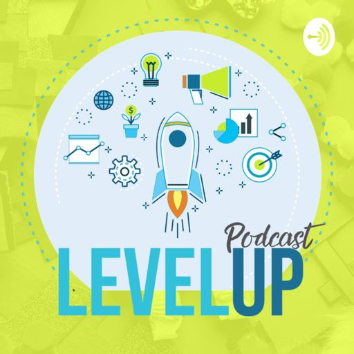 Cover art for podcast LEVEL UP PODCAST