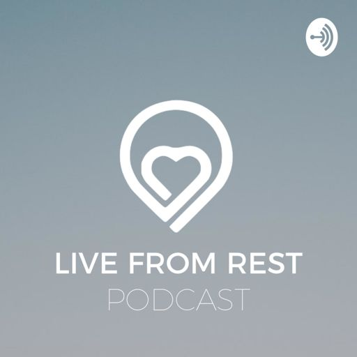 Cover art for podcast Live From Rest
