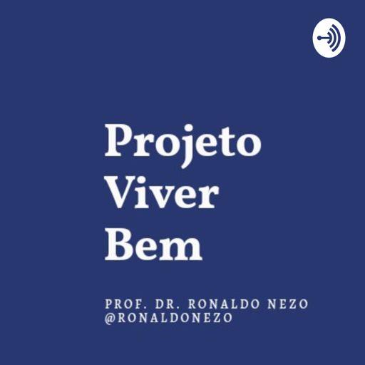 Cover art for podcast Projeto Viver Bem