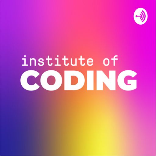 Cover art for podcast Institute of Coding