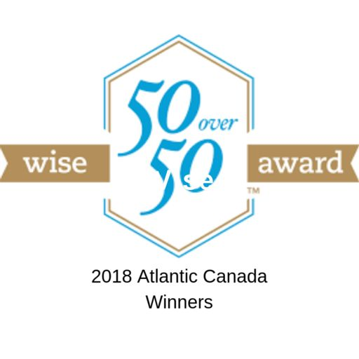 Cover art for podcast Wise: 50 Over 50 Awards - 2018 Atlantic Canada Edition