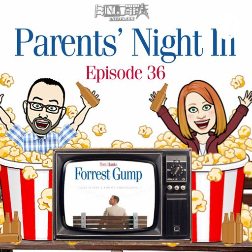 Cover art for podcast Parents' Night In: Boozy Movie Reviews