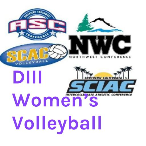 Cover art for podcast DIII Women's Volleyball