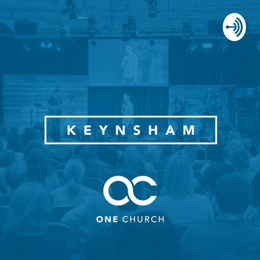 Cover art for podcast One Church Keynsham