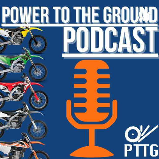 Cover art for podcast Power To The Ground Podcast