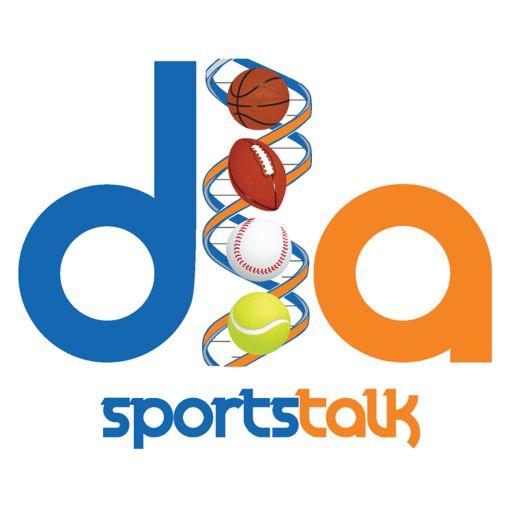 Cover art for podcast DNASportsTalk