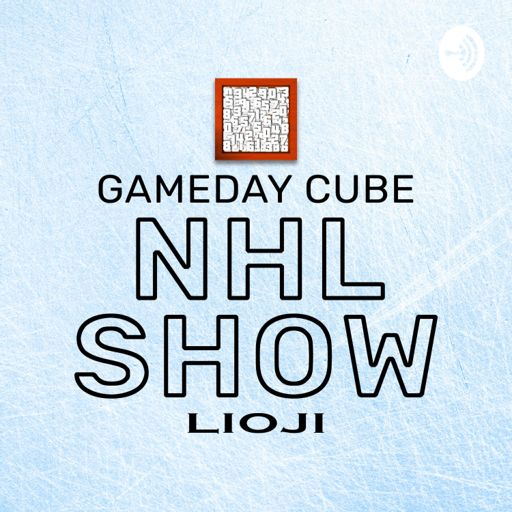 Cover art for podcast Gameday Cube NHL Show
