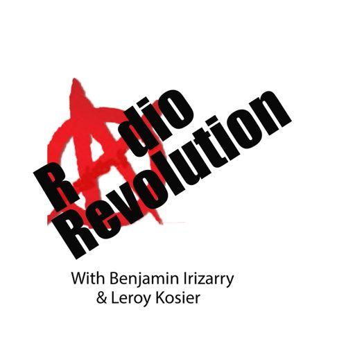 Cover art for podcast Radio Revolution