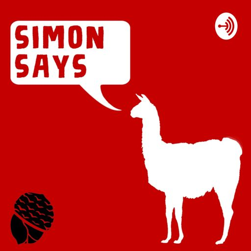 Cover art for podcast Simon Says