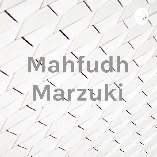 Cover art for podcast Mahfudh Marzuki