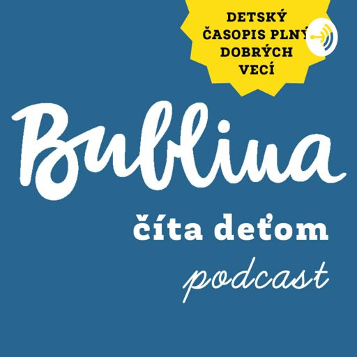 Cover art for podcast Bublina číta deťom
