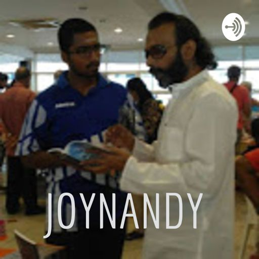 Cover art for podcast JOYNANDY PODCAST