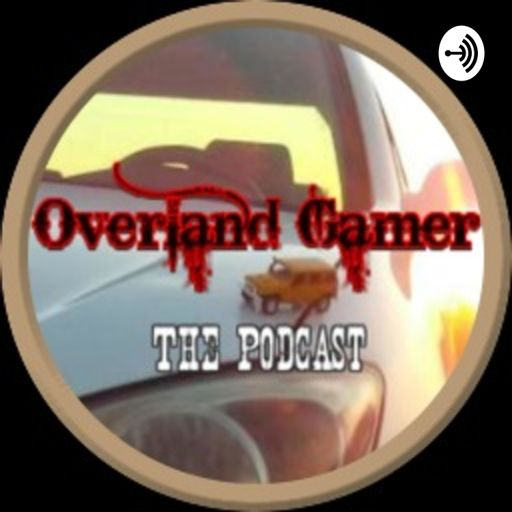 Cover art for podcast Overland Gamer The Podcast