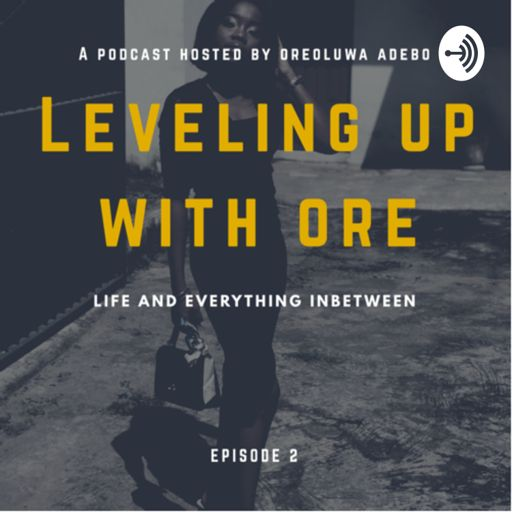 Cover art for podcast Levelling up with Ore