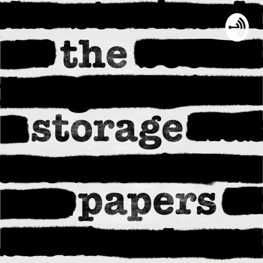 Cover art for podcast The Storage Papers