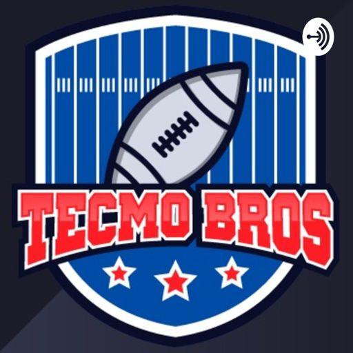 Cover art for podcast Tecmo Bros Fantasy Football