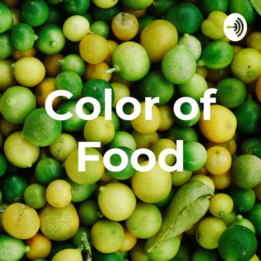 Cover art for podcast Color of Food